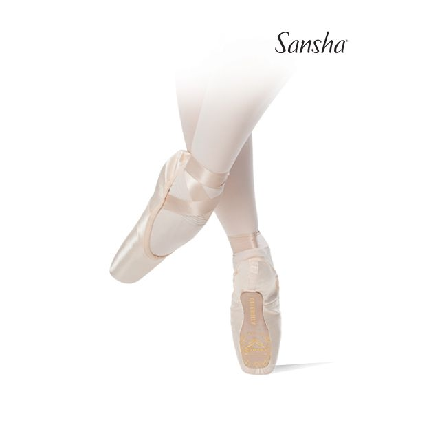 Sansha pointes cambrion souple CELEBRITA 600S
