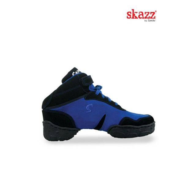 Sansha Skazz baskets-sneakers bi-semelle cuir BOOMERANG B953C