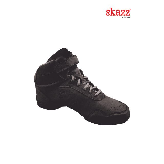 Sansha Skazz baskets-sneakers cuir montantes BOOMELIGHT B62L