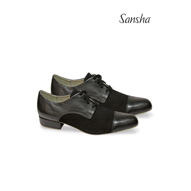 Sansha chaussures hommes danse de salon DONATO BM10094L