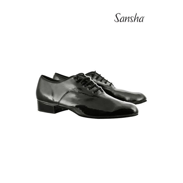 Sansha chaussures hommes danse de salon LAZARO BM10096PA