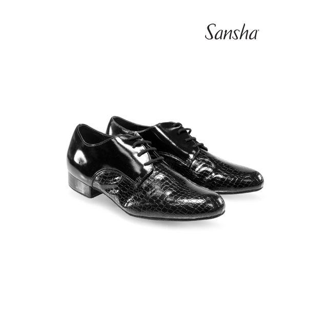 Sansha chaussures hommes danse de salon ALVARO BM10097PA
