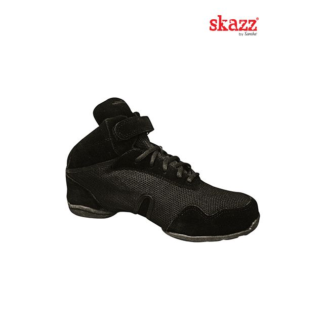 Sansha Skazz baskets-sneakers bi-semelle cuir BOOMELIGHT B963M