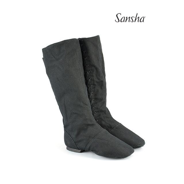 Sansha chaussures de caractère DON DUVAL CB5L