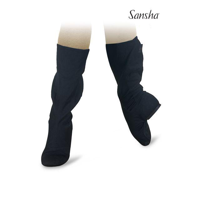 Sansha bottes de caractère cuir DON RAUL CB7L