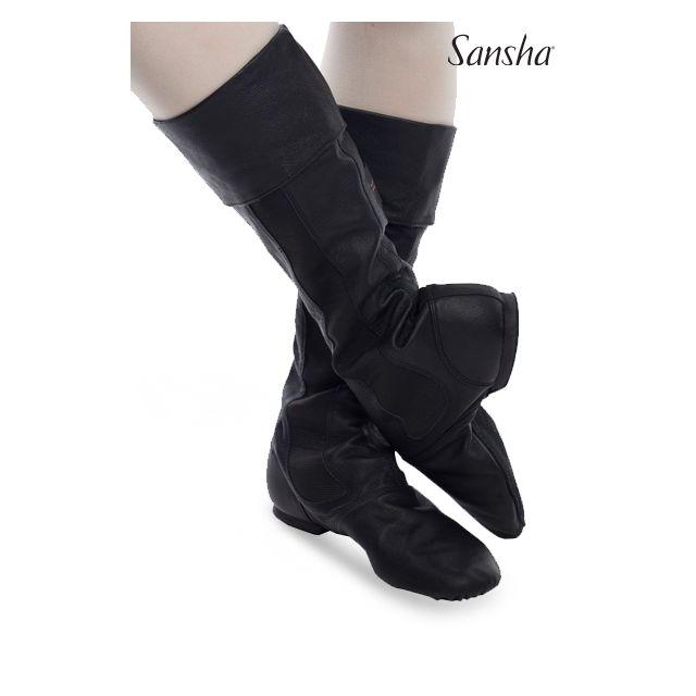 Sansha bottes de caractère cuir DON FELIPE CB9L