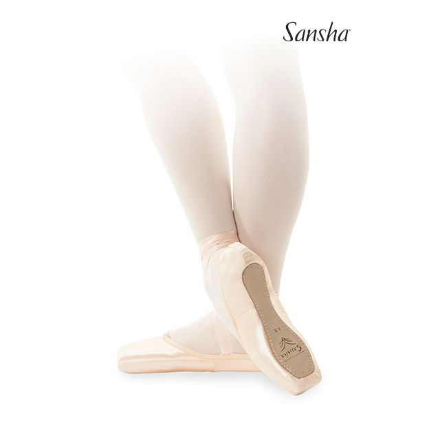 Sansha pointes extra-fortes véganes GAMZATTI D104SP