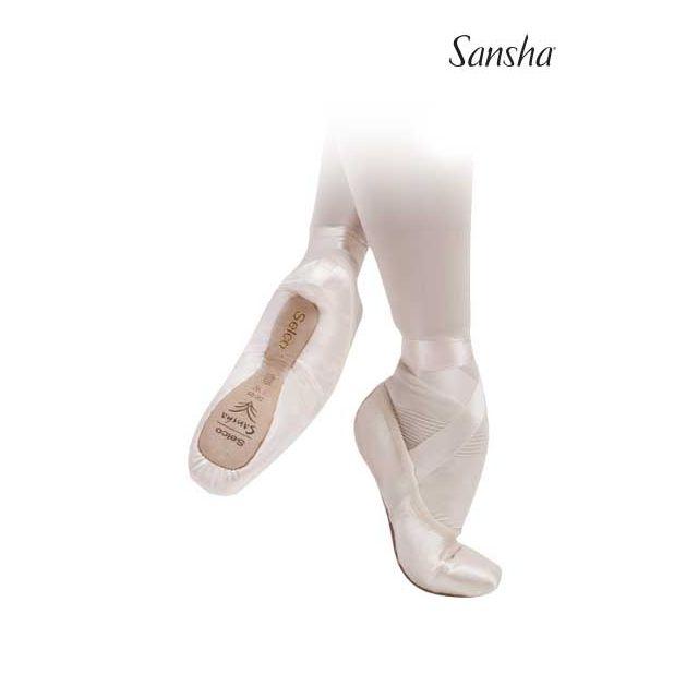 Sansha pointes souples sans cambrion SELCO DP05SL