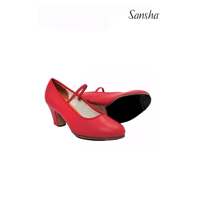 Sansha chaussures de flamenco BILBAO FL7
