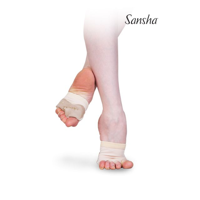 Sansha sans cordons foot thongs CHRIS FT01
