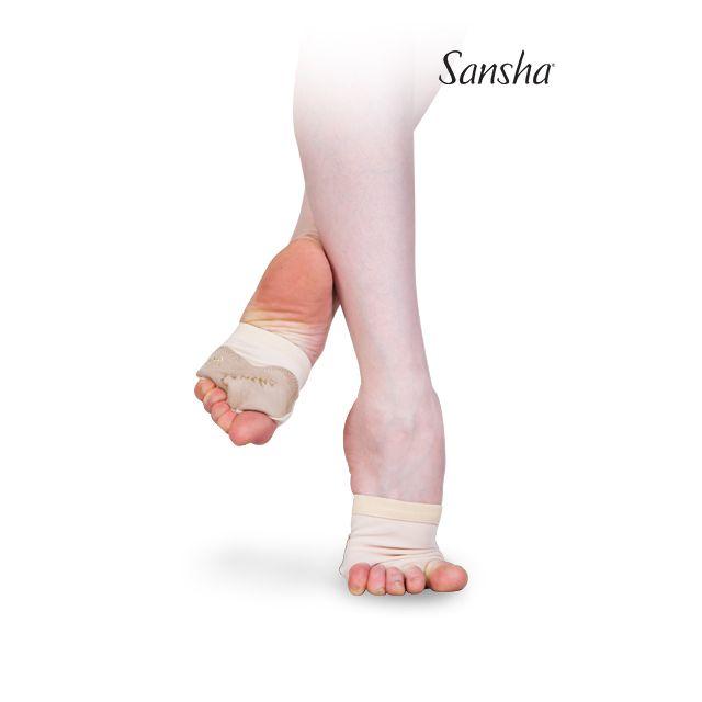 Sansha sans cordons foot thongs CHRIS FT01
