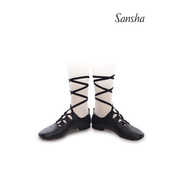 Sansha chaussures danse ecossaise irlandaise GHILLIES 1 GH1L
