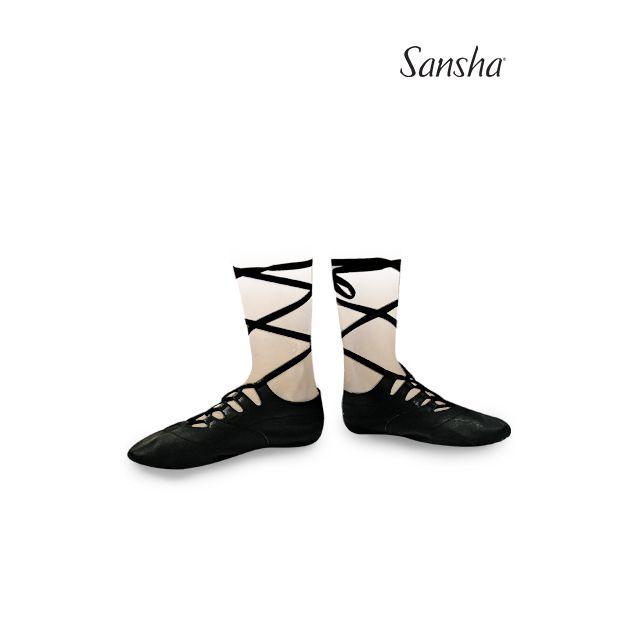 Sansha chaussures danse ecossaise irlandaise GHILLIES 2 GH2L