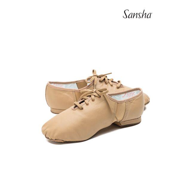 Sansha chaussures de jazz cuir TIVOLI JS1L