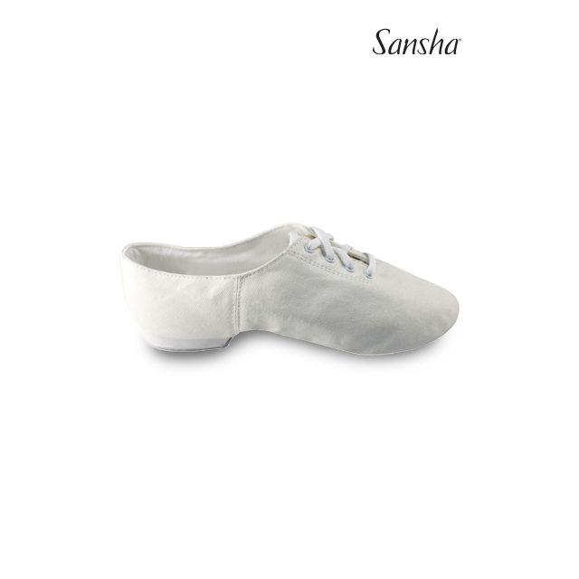 Sansha chaussures de jazz toile 42ND JS9C