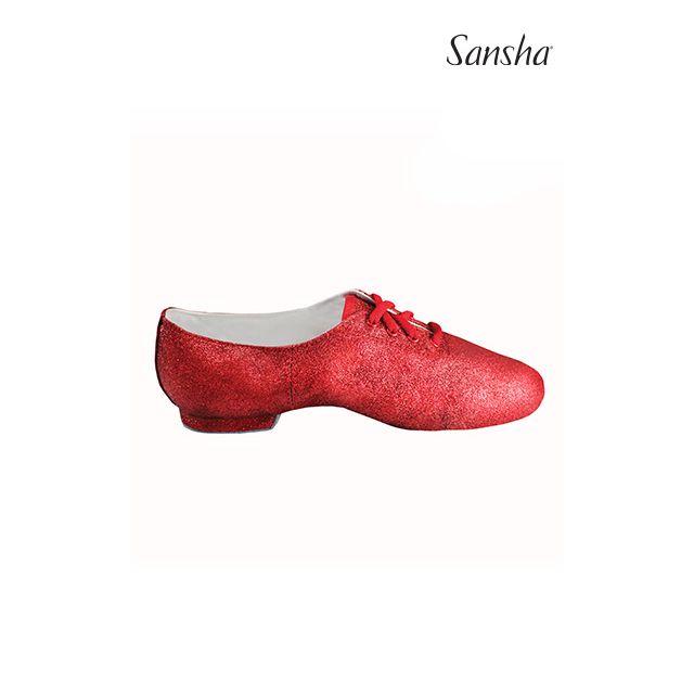Sansha chaussures de jazz brillantes 42ND JS9G