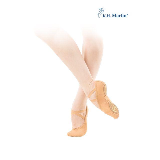 Martin demi-pointes toile légères MARTIN-LITE M005C
