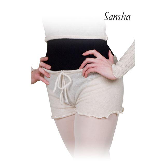Sansha short en maille ruffles KALINDA KT0619A
