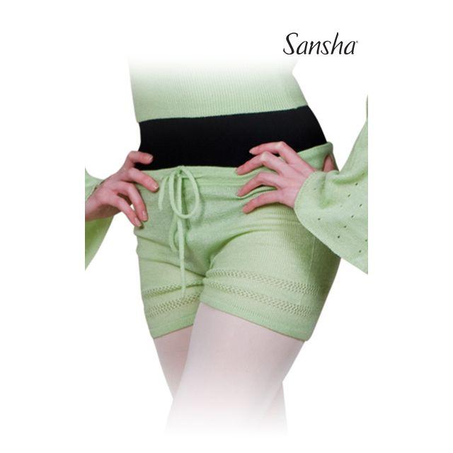 Sansha short en maille KAMEYA KT0624A