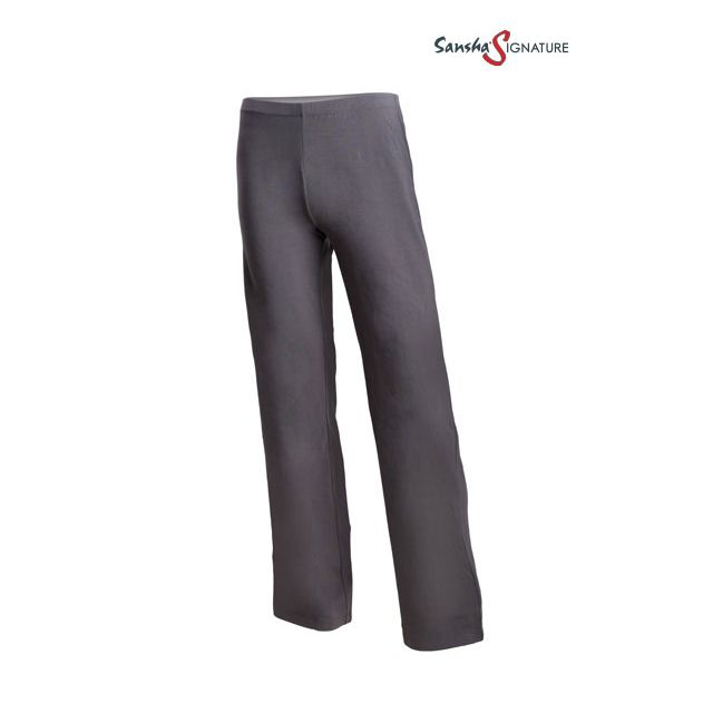 Sansha Sign pantalon droit coton JUNE L0157C