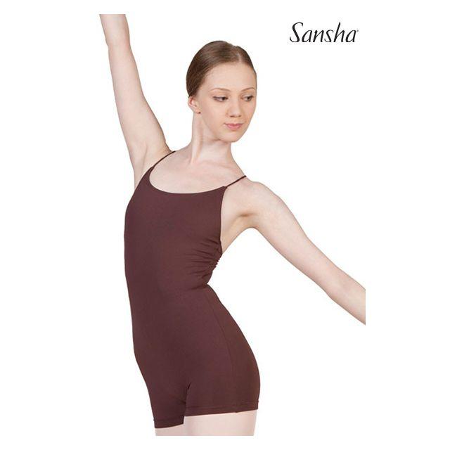 Sansha combishort fines bretelles MOGA L1602M