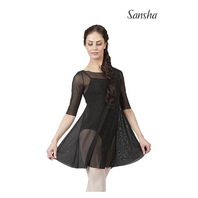 Sansha robe en résille SECRET L1725P