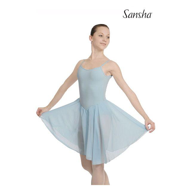 Sansha robe minces bretelles LINDA L1805CH