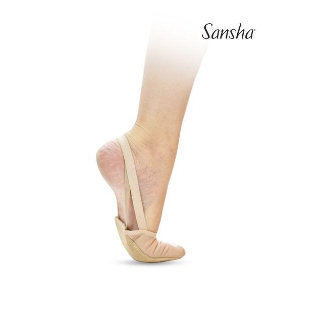 Sansha chaussons danse moderne stretch MACE MD22L