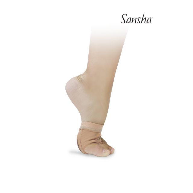 Sansha chaussons danse moderne et rythmique GRAHAM MD3