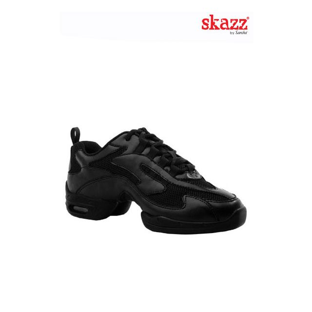 Sansha Skazz baskets-sneakers basses resille ZOOM P04M