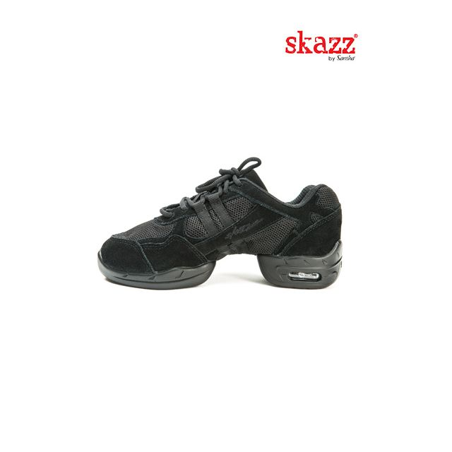 Sansha Skazz baskets-sneakers cuir bi-semelle FLIGHT P21LS