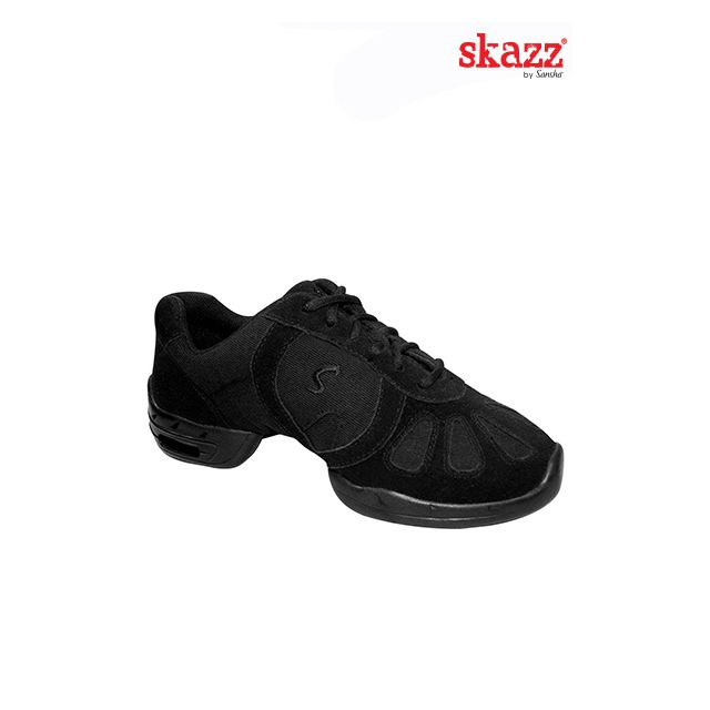 Sansha Skazz baskets-sneakers basses toile HI-STEP P40C