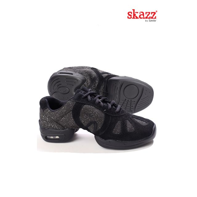 Sansha Skazz baskets-sneakers basses STEP SHIMMERY P40C