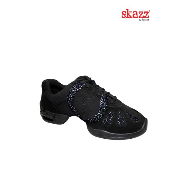 Sansha Skazz baskets-sneakers basses STEP GLITTER P40C