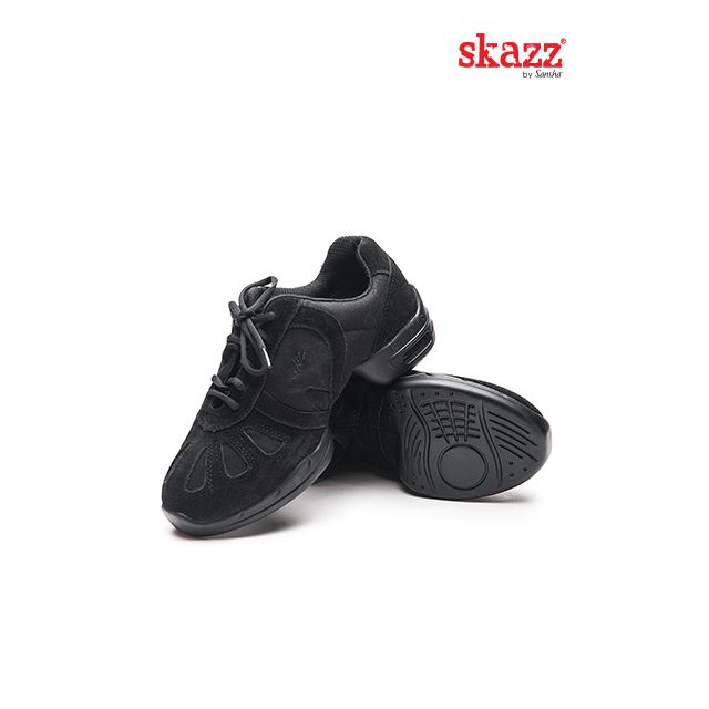 Sansha Skazz baskets-sneakers cuir HI-STEP P40LS