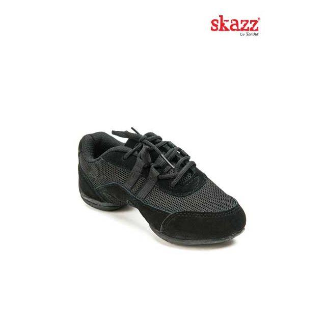Sansha Skazz baskets-sneakers cuir AIRY Q13L