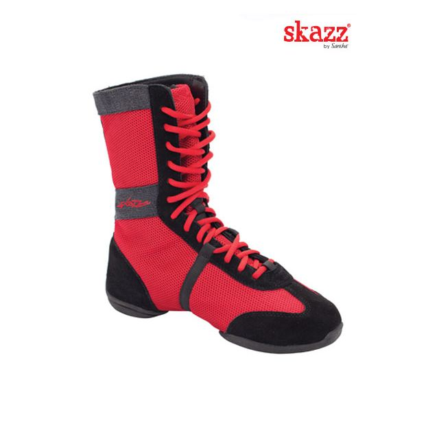 Sansha Skazzbaskets-sneakers boots SAO PAULO S101M