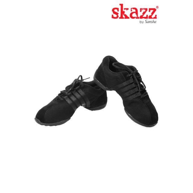 Sansha Skazz baskets-sneakers basses DYNA-STIE S37C