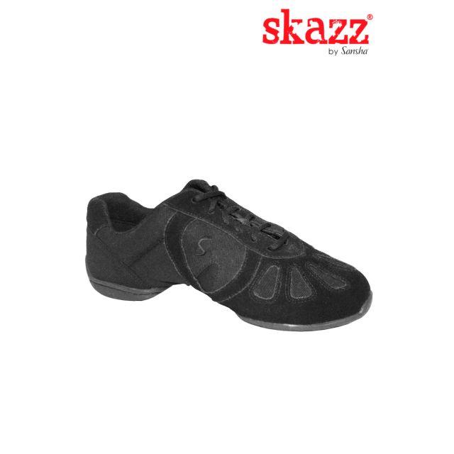 Sansha Skazz baskets-sneakers basses DYNA-ECO S40C
