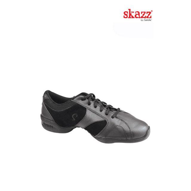 Sansha Skazz baskets-sneakers basses cuir TUNDRA T02L