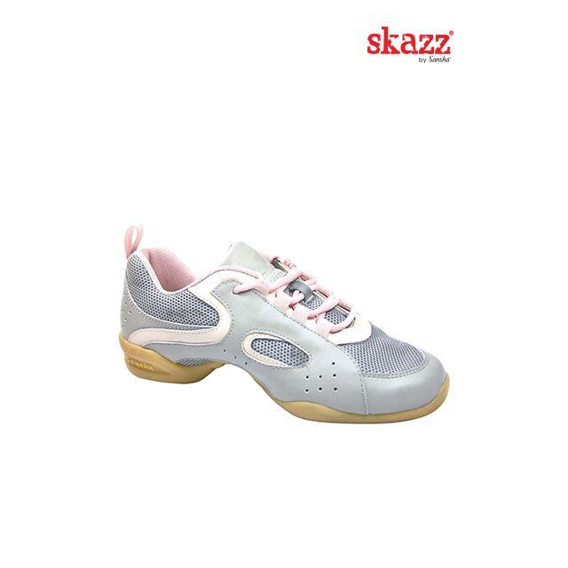 Sansha Skazz baskets-sneakers basses cuir TRIDENT T03L