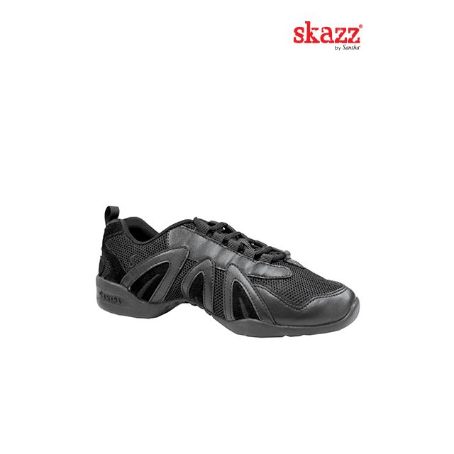 Sansha Skazz baskets-sneakers basses cuir TRACTION T05L