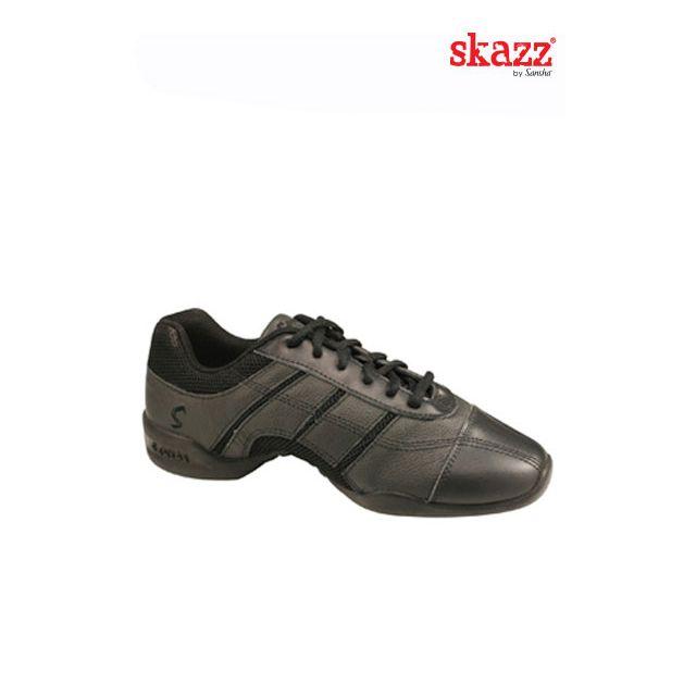 Sansha Skazz baskets-sneakers basses cuir TROIKA T06L