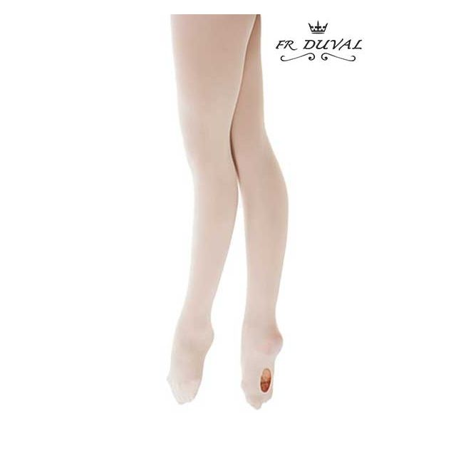 Duval collants de scène Convertible T10AD