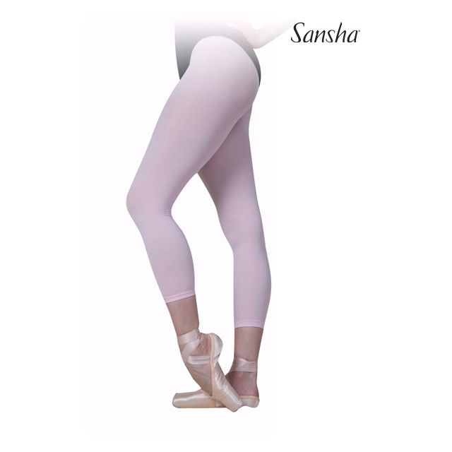 Sansha collants de danse sans-pied T96AD