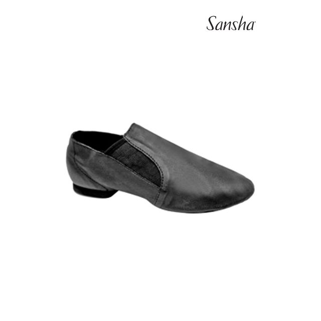 Sansha chaussures de jazz cuir SPLIT-TOUCH V71L
