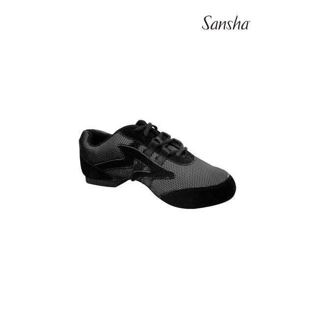 Sansha jazz baskets-sneakers resille SALSETTE 1 V931M