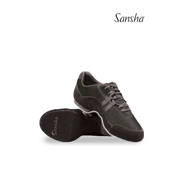 Sansha jazz baskets-sneakers resille SALSETTE 3 V933M