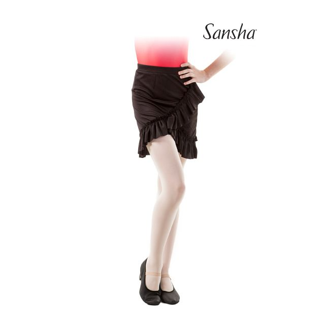 Sansha pull-on jupe ruffles TWYLA Y0715P
