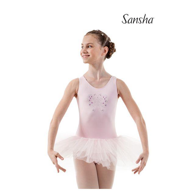 Sansha tutu sans manches ROMINA Y2701C